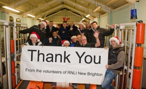 Thank You from the RNLI