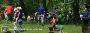 Sprint Fete and Easter Egg Hunt